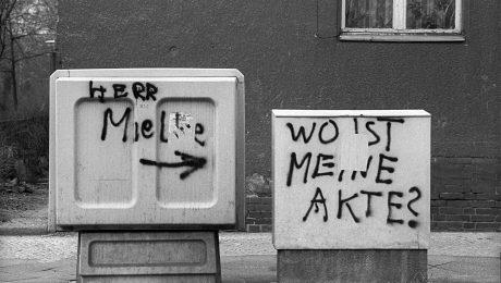 """""""Geschichte lässt sich nicht abwickeln"""""""