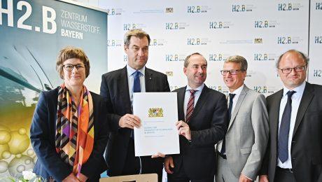 Bayern wird zum Technologieführer
