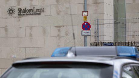 Polizei schützt jüdische Einrichtungen