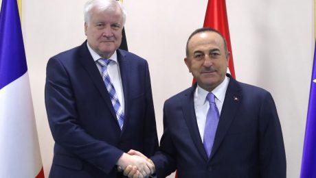 Fortschritte in Ankara und Athen