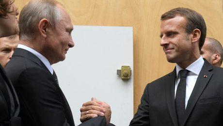 Putins französischer Musketier