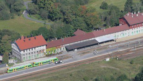 Großer Bahnhof für Europa