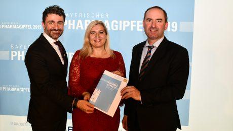 Pharmastandort Bayern stärken