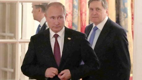 Russlands Mörder