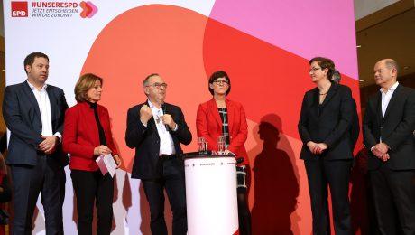 Neue SPD-Spitze sorgt für Unruhe
