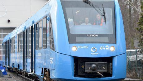 Bayerns Züge fahren bald mit Wasserstoff