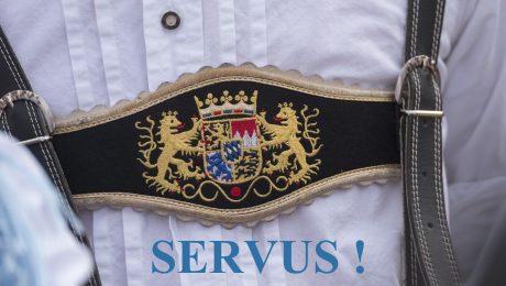 Servus! Der Bayernkurier verabschiedet sich.